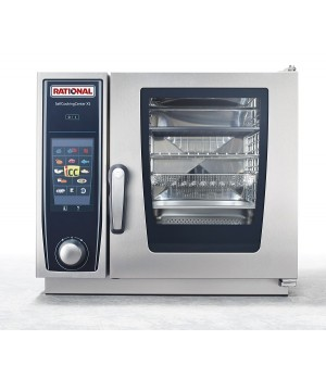 Rational SelfCooking Center®  XS small foot print  X6  2/3 E ( 6X 2/3 GN),