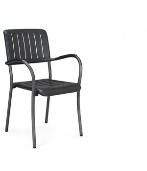 Musa Armchair - Anthracite