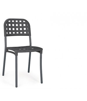 Alaska Side Chair - Anthracite