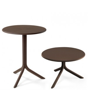 "Spritz 24"" Round Table - Caffe"