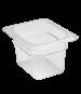 Cambro 84CW135 Camwear® Food Pan, 1.1 qt. capacity, 4