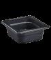 Cambro 82HP110 H-Pan™ High Heat Hot Food Pan, 1/8 size, 2-1/2