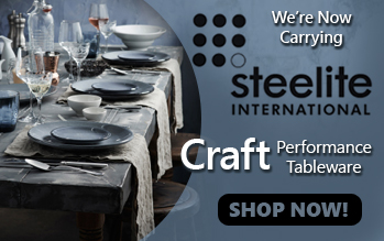 Steelite Craft Blue Performance Tableware