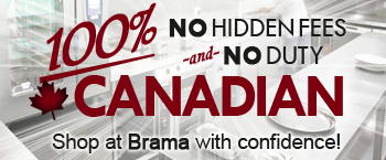 100% Canadian. No Duty! No Fees!